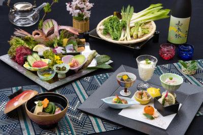 トスラブ箱根 和奏林 料理イメージ