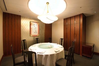 中国料理 桜華樓 個室